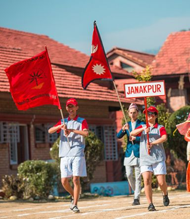 Inter-house Competitions